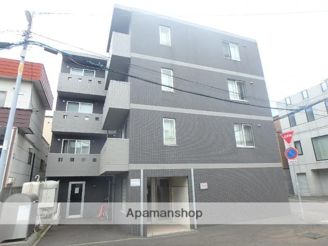 北海道札幌市西区、琴似駅徒歩11分の築9年 4階建の賃貸マンション