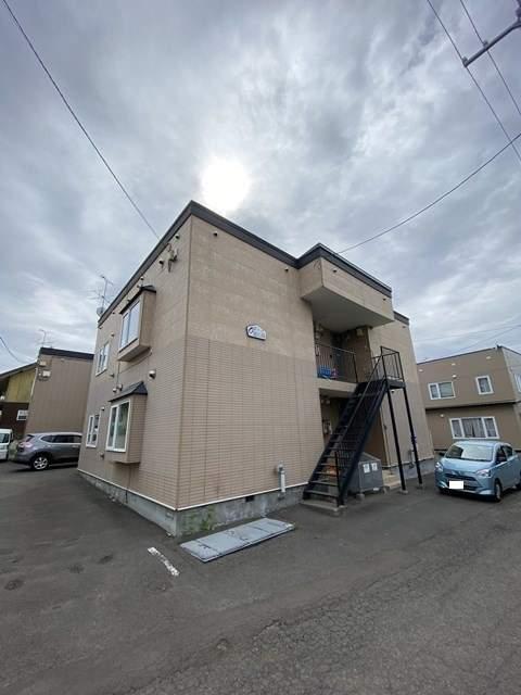 北海道札幌市中央区、西28丁目駅徒歩13分の築14年 2階建の賃貸アパート