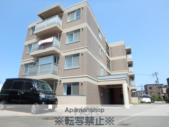 北海道札幌市手稲区、稲積公園駅徒歩9分の築28年 4階建の賃貸マンション
