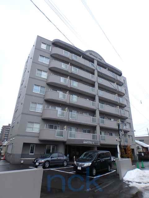 北海道札幌市中央区、円山公園駅徒歩3分の築27年 7階建の賃貸マンション