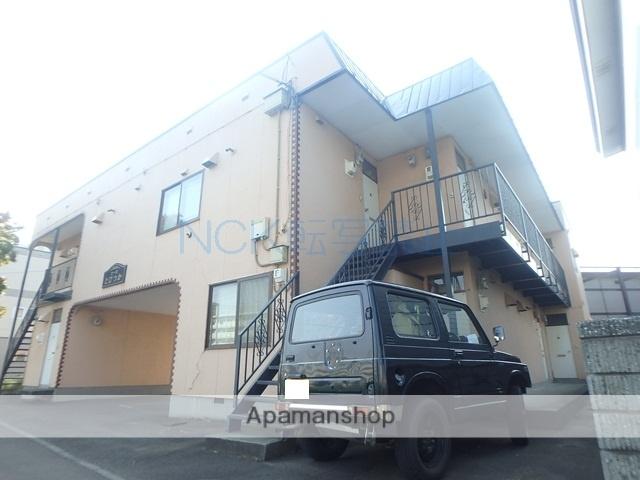 北海道札幌市西区、発寒中央駅徒歩3分の築29年 2階建の賃貸アパート