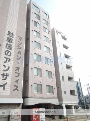 北海道札幌市中央区、苗穂駅徒歩12分の築28年 9階建の賃貸マンション