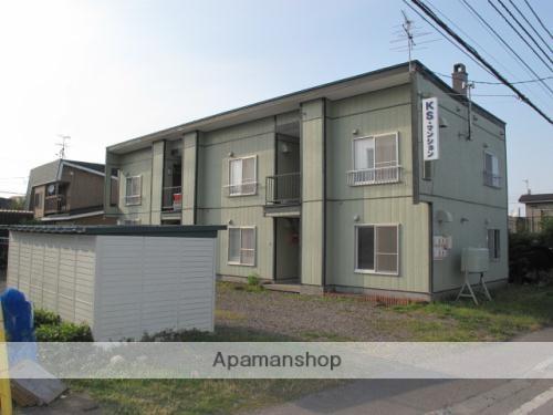 北海道札幌市手稲区、星置駅徒歩7分の築36年 2階建の賃貸アパート