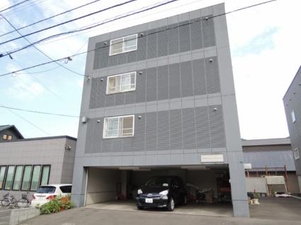 北海道札幌市西区の築19年 4階建の賃貸マンション