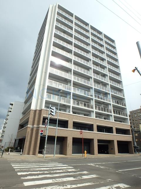 北海道札幌市中央区、円山公園駅徒歩9分の新築 13階建の賃貸マンション