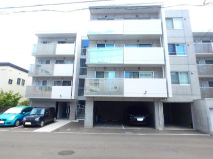 北海道札幌市西区八軒一条東1丁目[3LDK/71.35m2]の外観1