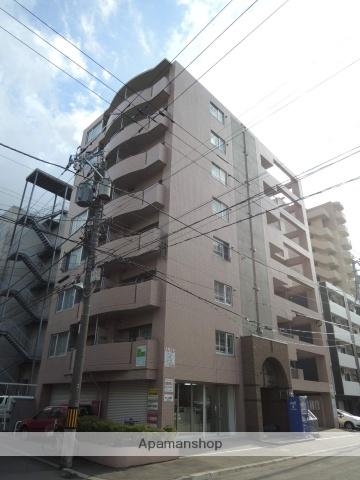 北海道札幌市中央区、西11丁目駅徒歩6分の築19年 8階建の賃貸マンション