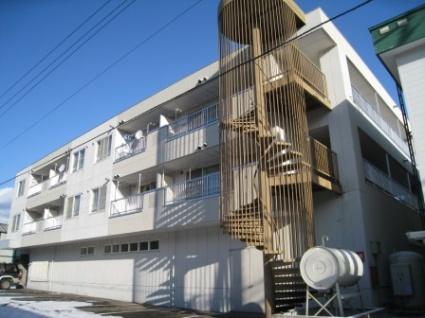 北海道札幌市西区の築21年 3階建の賃貸マンション