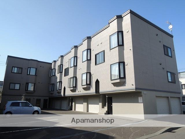 北海道札幌市手稲区、稲積公園駅徒歩11分の築16年 2階建の賃貸アパート