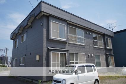 北海道札幌市手稲区、星置駅徒歩20分の築24年 2階建の賃貸アパート