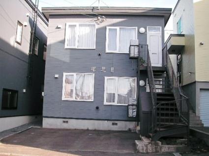 北海道札幌市手稲区、星置駅徒歩19分の築21年 2階建の賃貸アパート