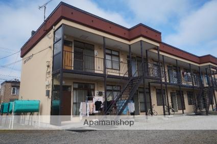 北海道札幌市手稲区、星置駅徒歩15分の築37年 2階建の賃貸アパート