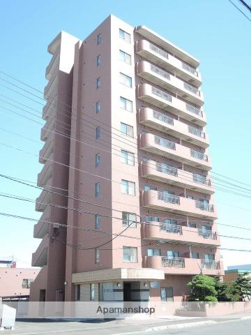 北海道札幌市東区、新琴似駅徒歩18分の築12年 10階建の賃貸マンション