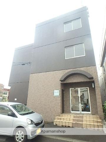 北海道札幌市東区、新道東駅徒歩17分の築31年 3階建の賃貸マンション