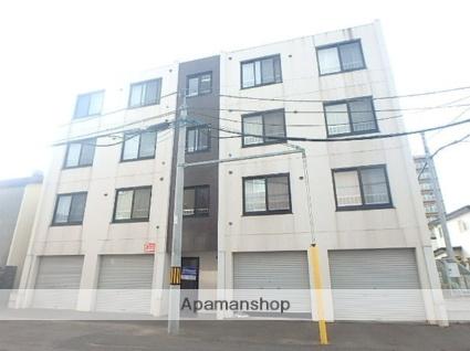 北海道札幌市東区、苗穂駅徒歩19分の築10年 4階建の賃貸マンション