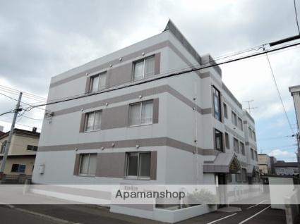 北海道札幌市東区、栄町駅徒歩13分の築22年 3階建の賃貸マンション
