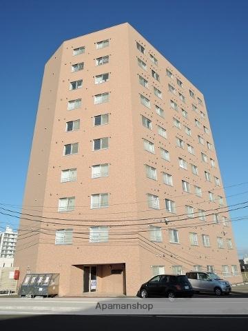 北海道札幌市北区、あいの里教育大駅徒歩3分の築6年 10階建の賃貸マンション