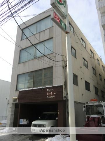 北海道札幌市北区、北24条駅徒歩9分の築34年 4階建の賃貸マンション