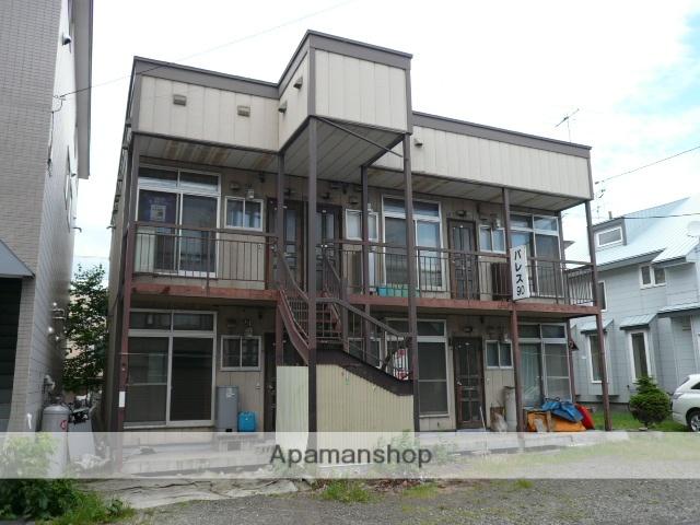 北海道札幌市東区、北24条駅徒歩9分の築32年 2階建の賃貸アパート