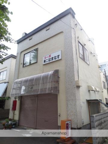 北海道札幌市中央区、苗穂駅徒歩5分の築37年 2階建の賃貸アパート