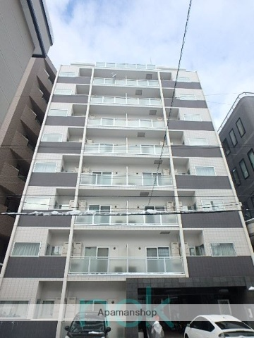 北海道札幌市東区、東区役所前駅徒歩10分の築7年 10階建の賃貸マンション