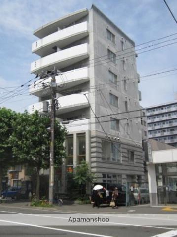 北海道札幌市北区、札幌駅徒歩11分の築13年 7階建の賃貸マンション