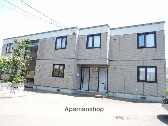 北海道札幌市東区の築14年 2階建の賃貸アパート