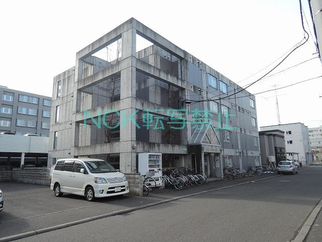 北海道札幌市東区、栄町駅徒歩18分の築24年 4階建の賃貸マンション