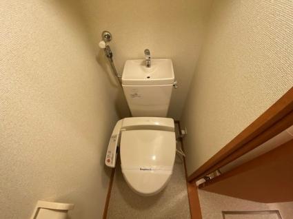 レオパレスシャルム[1K/23.18m2]のトイレ