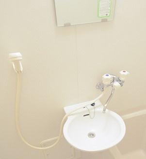 レオパレスシャルム[1K/23.18m2]の洗面所