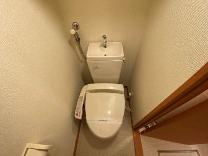 レオパレス篠路7条壱番館[1K/23.18m2]のトイレ