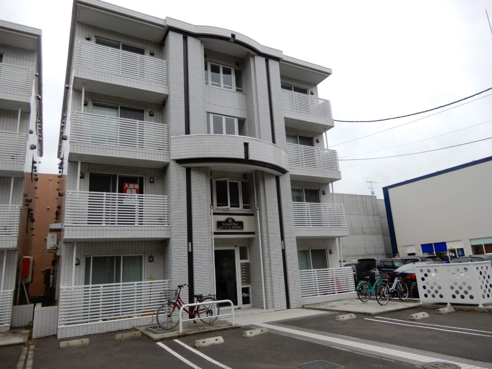 グランメール新道東駅Ⅱ