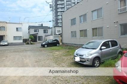 ひかり荘[1LDK/24.75m2]の駐車場