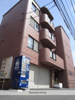 北海道札幌市北区、北34条駅徒歩18分の築12年 4階建の賃貸マンション