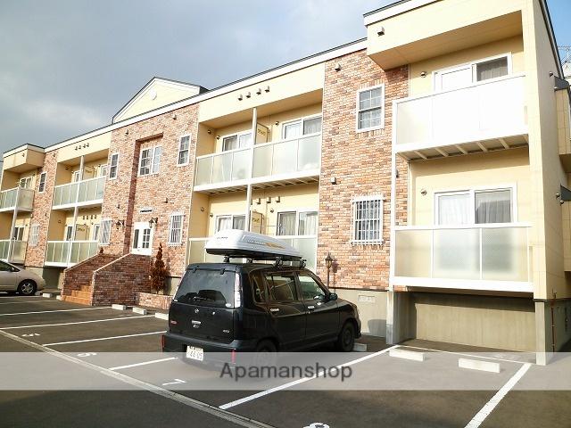 北海道札幌市北区、拓北駅徒歩15分の築10年 2階建の賃貸アパート