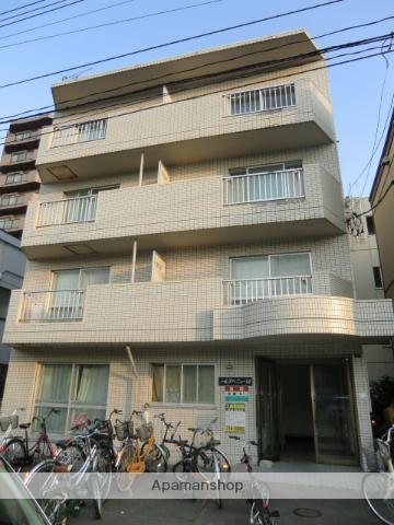北海道札幌市北区、北18条駅徒歩8分の築30年 4階建の賃貸マンション