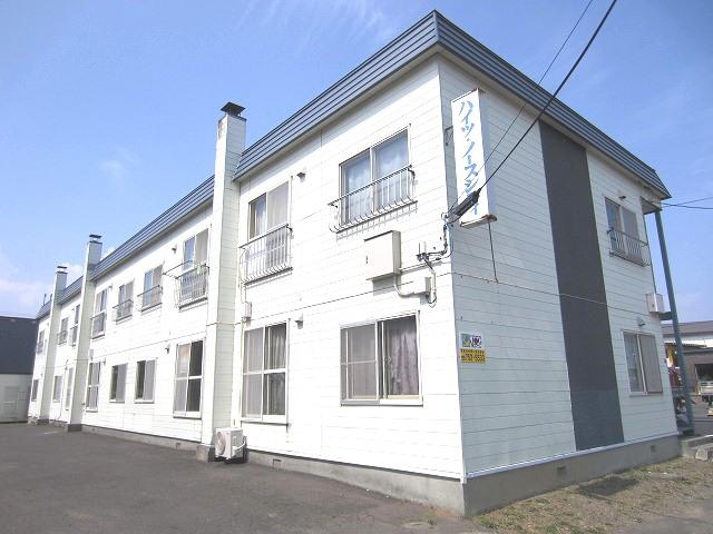 北海道札幌市東区、新道東駅徒歩29分の築29年 2階建の賃貸アパート
