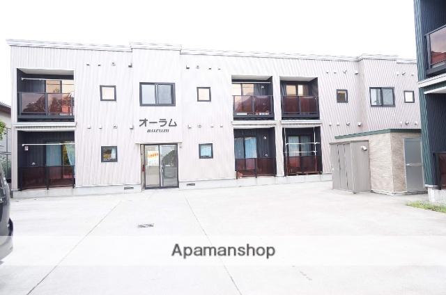 北海道札幌市手稲区、ほしみ駅徒歩18分の築10年 2階建の賃貸アパート