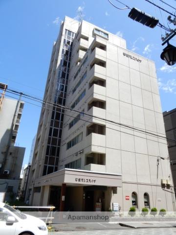 北海道札幌市西区、琴似駅徒歩12分の築37年 11階建の賃貸マンション