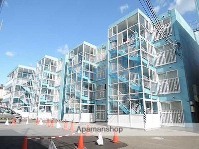 北海道札幌市西区、琴似駅徒歩8分の築28年 4階建の賃貸マンション