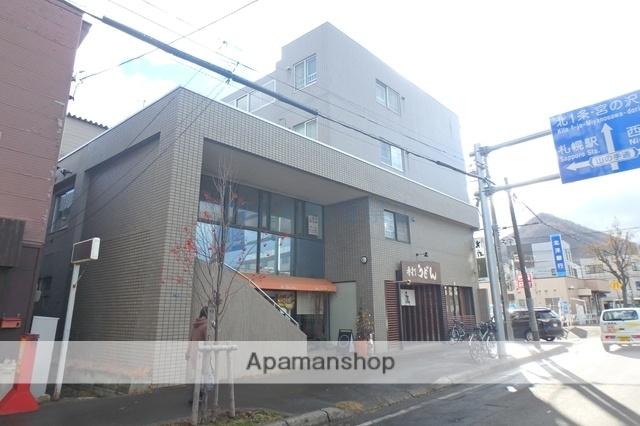 北海道札幌市西区、琴似駅徒歩15分の築27年 4階建の賃貸マンション
