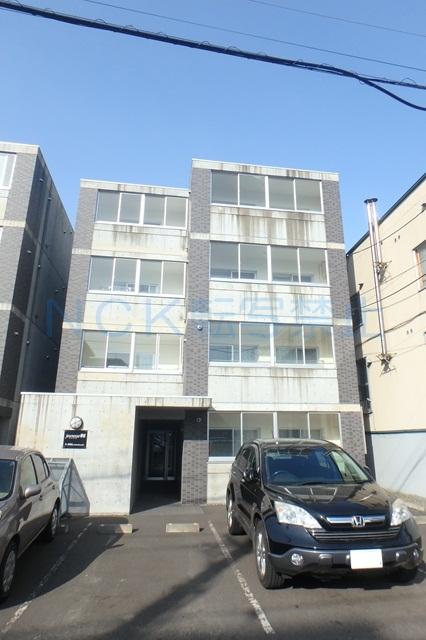 北海道札幌市西区、琴似駅徒歩19分の築12年 4階建の賃貸マンション