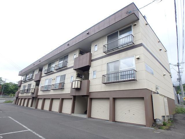 北海道札幌市手稲区、発寒駅徒歩25分の築29年 2階建の賃貸アパート