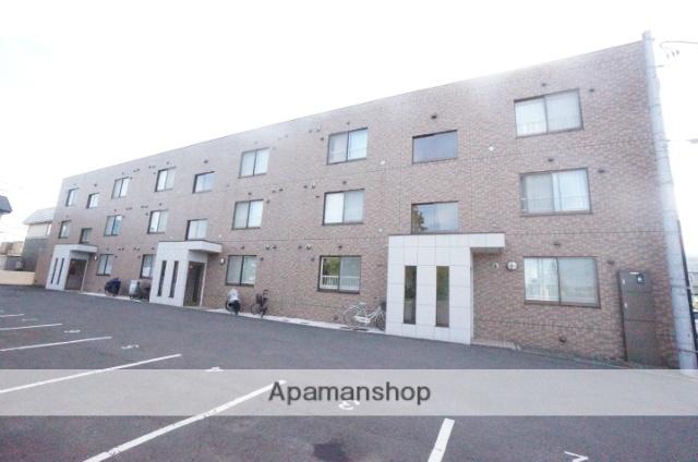 北海道札幌市手稲区、稲積公園駅徒歩5分の築16年 3階建の賃貸マンション