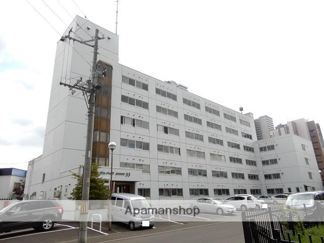 北海道札幌市西区、琴似駅徒歩5分の築30年 6階建の賃貸マンション