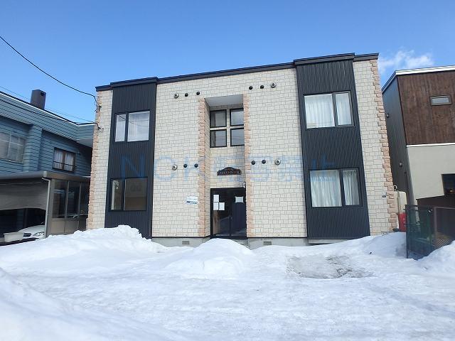 北海道札幌市手稲区、手稲駅徒歩19分の築11年 2階建の賃貸アパート
