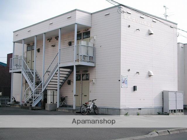 北海道札幌市手稲区、手稲駅徒歩8分の築30年 2階建の賃貸アパート