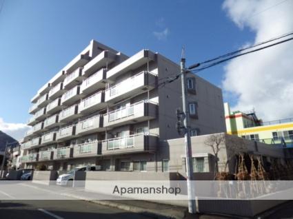 北海道札幌市西区、琴似駅徒歩11分の築27年 7階建の賃貸マンション