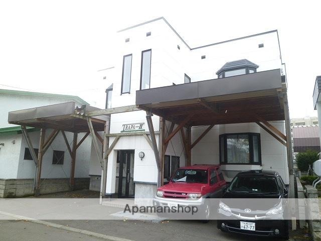 北海道札幌市西区、琴似駅徒歩20分の築15年 2階建の賃貸アパート