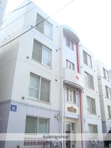 北海道札幌市西区、琴似駅徒歩17分の築10年 4階建の賃貸マンション